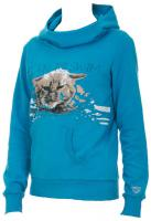 ТОЛСТОВКА SEPARATES HOODED SWEAT CAT
