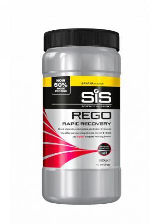 Напиток белково-углеводный для восстановления SiS Rego Rapid Recovery, 500 грамм