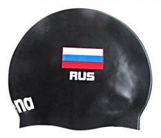 FLAT SILICONE CAP RUSSIA FLAG
