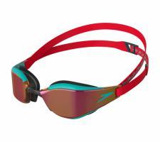 Очки для плавания Speedo Fastskin Hyper Elite Mirror Red